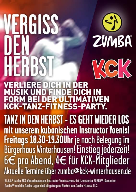 KCK Herbst-ZUMBA